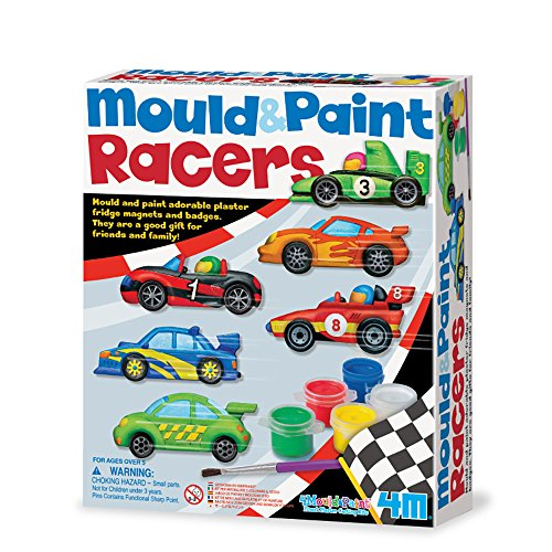4M - Mould & Paint Racers (004M3544)