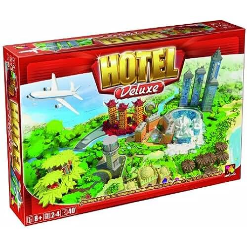 dia del orgullo friki Asmodee - Hotel Deluxe (HOT01ES)