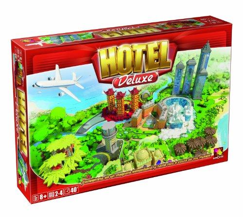 Juego de Mesa Hotel Deluxe