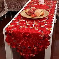 Pastorale tessuto moda semplice table runner/European-style lusso tavolino bandiera/ bandiera-B 40x215cm(16x85inch)