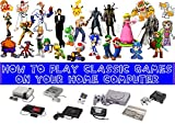 How To Play Classic Games On Your Home Computer (English Edition)