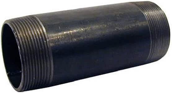 pannext fittings corp nb-1250 1-1//4 x 5 Black Nipple