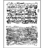 Viva Decor MyPaperWorld Silikonstempel (103) - Ziegel & Holz