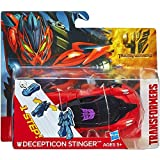 Transformers Age of Extinction Exclusive Decepticon Stinger One-Step Changer