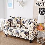 lovecover Hohe elastizität Sessel schoner Möbel-protector für kinder und haustiere Anti-rutsch Couch-abdeckung Ganze saison Schnittsofa werfen pad Für die u-form sofa-J 1 Seater(35*55inch)