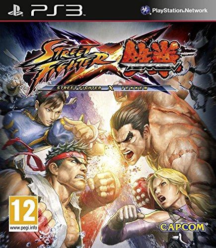 [UK-Import]Street Fighter X Tekken Game XBOX 360 (X Street Fighter Für Xbox Tekken 360)
