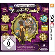 Professor Layton und die Maske der Wunder
