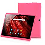 Tablet 7 Zoll Android 8.1 Quad Core Google Play Store 1024x600 Dual Kameras WiFi Bluetooth 1GB/8GB Google Play Store...