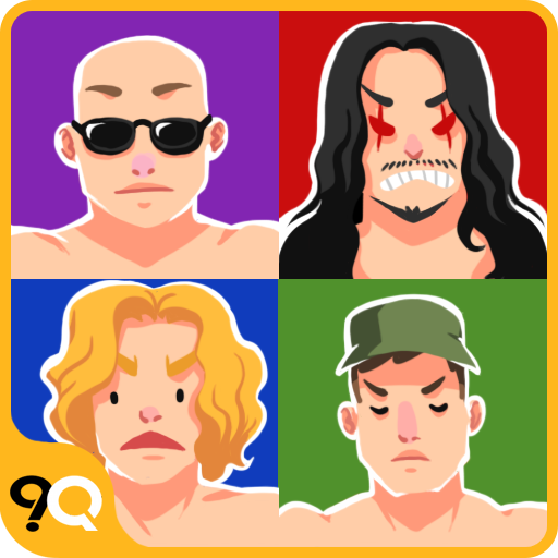 Guess the Wrestler Trivia - Wwf-test