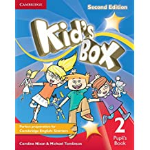 Kid's Box Level 2 Pupil's Book