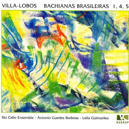 Bachianas Brasileiras nº 4 - Ária (Cantiga)