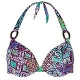 Cyell, Bikini- Oberteil gefüttert mit Bügel, Bali Love 710109 (42A, Mehrfarbig)