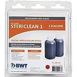 Nettoyeur de résine adoucisseur STERICLEAN1 2x150ml réf P0004880