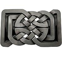 Rectange Celtic Knot Belt Buckle