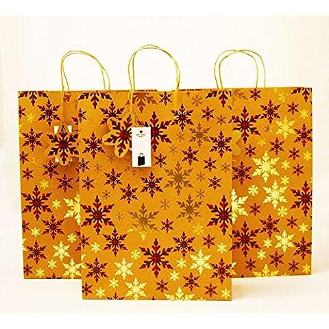 Extra Large Sacchetti regalo di natale Merry