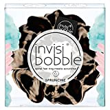 Invisibobble Original Sprunchie Purrfection Haargummi in modernen Leo-Print Stoff