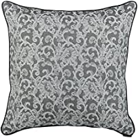 Autrement Dit In Other Words ~ Charcoal ? rel7067, Polyester, Schwarz, Housse de Coussin 65x65 - preisvergleich