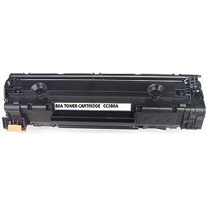 Print Star Hp Laserjet M1136 MFP Black Toner Cartridge