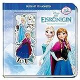 Disney Die Eiskönigin: Buch mit 15 Magneten
