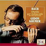 Bach:Partitas for Solo Violin
