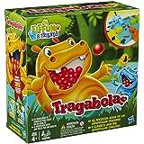 Hasbro Gaming - Tragabolas, juego de mesa (Hasbro 98936175) (versión española/portuguesa)