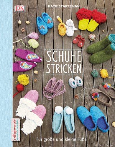 Schuhe-stricken-Fr-groe-und-kleine-Fe
