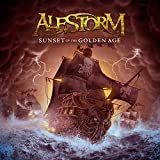 Alestorm: Sunset on the Golden Age (Audio CD)