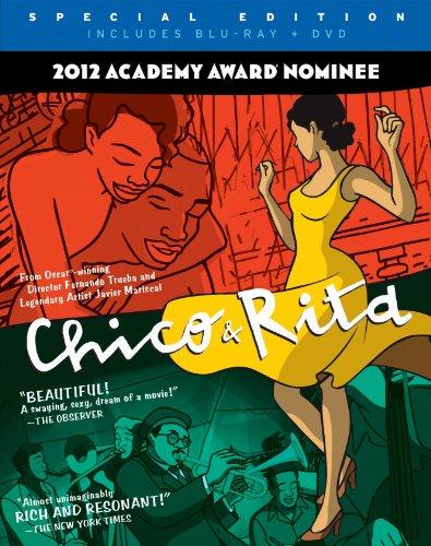 Chico & Rita [Blu-ray]