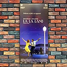Poster Cinema Locandina Originale La La Land - Formato: 33x70 CM