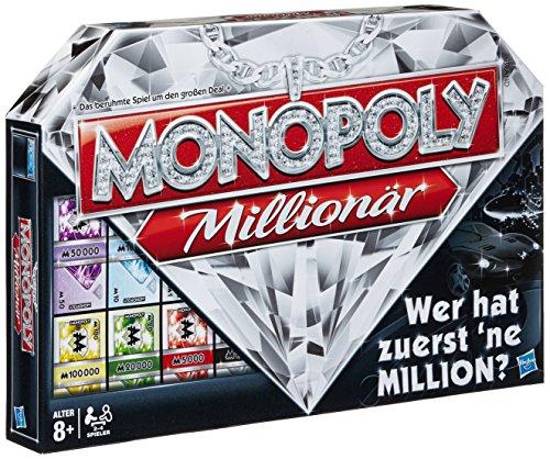 hasbro-spiele-98838100-monopoly-millionar-familienspiel