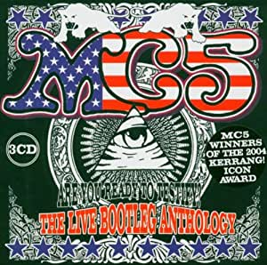 Are You Ready to Testify? : The Live Bootleg Anthology (Coffret 2 CD)