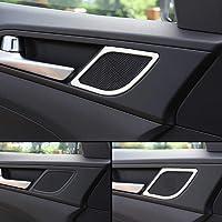 Semoic per 5008 3008 GT 2016 2017 2018 Copertura del Pannello del Cambio in Fibra di Carbonio Decorazione Auto Trim Accessori Interni Car Styling