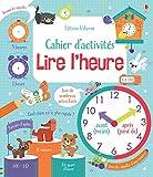 Cahier d'activités Lire l'heure