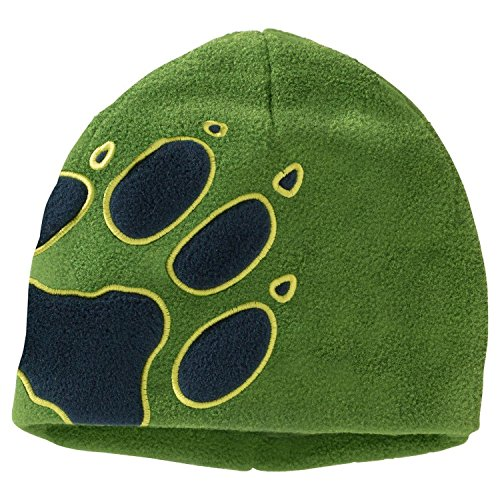 Jack Wolfskin Bonnet pour enfant avant Paw Green - Cactus Green