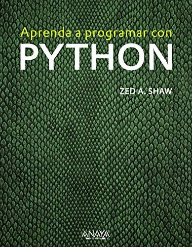 Aprenda A Programar Con Python (Títulos Especiales)
