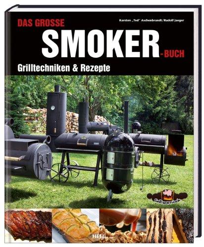 Buchseite und Rezensionen zu 'Das große Smokerbuch: Grilltechniken & Rezepte' von Rudolf Jaeger