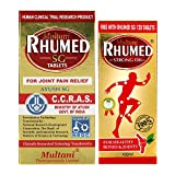#6: Multani Rhumed SG Tablets - 120 Tablets and Rhumed Strong Oil - 100 ml