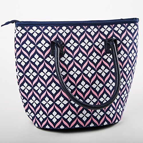 fit-fresh-kenly-insulated-lunch-bag-navy-pink-lily-by-fit-fresh