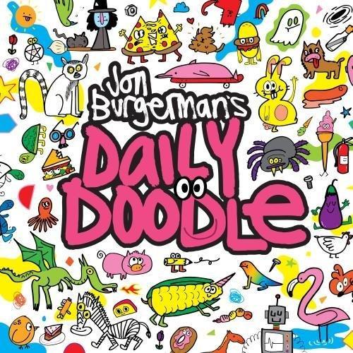 Jon Burgerman's Daily Doodle par Jon Burgerman