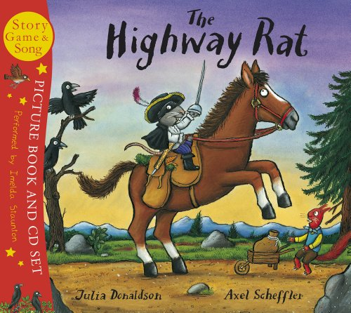 The Highway Rat (+ CD)