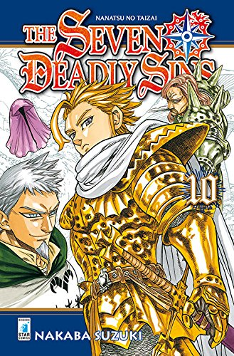 The seven deadly sins: 10