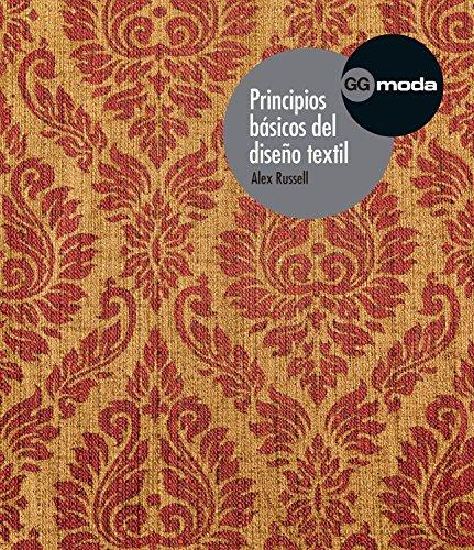 Russell Kostüm - Principios básicos del diseño textil (GGmoda) (Spanish Edition)