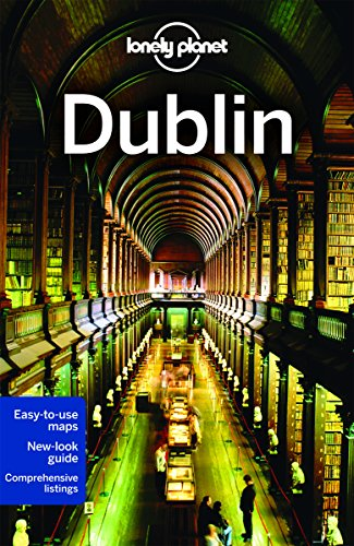 Lonely Planet Dublin, English edition (City Guide)