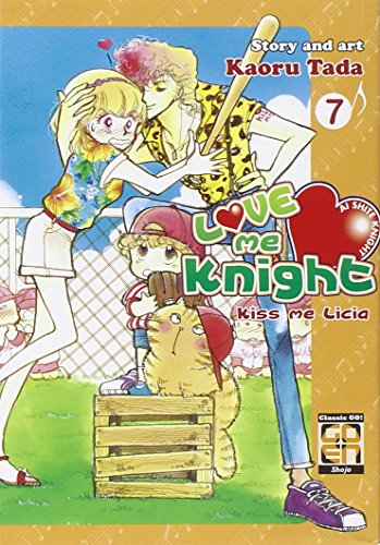 Love me knight. Kiss me Licia: 7
