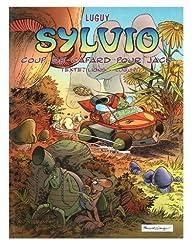 Sylvio, tome 2 : Coup de cafard pour Jack par Philippe Luguy