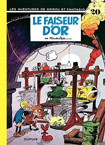 Spirou et Fantasio - Tome 20 - LE FAISEUR D'OR par Fournier