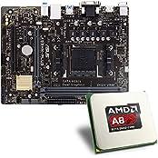 AMD A8-6600K / ASUS A68HM-PLUS Mainboard Bundle | CSL PC Aufrüstkit | AMD A8-6600K APU 4x 3900 MHz, Radeon HD 8570D, GigLAN, 7.1 Sound | Aufrüstset | PC Tuning Kit