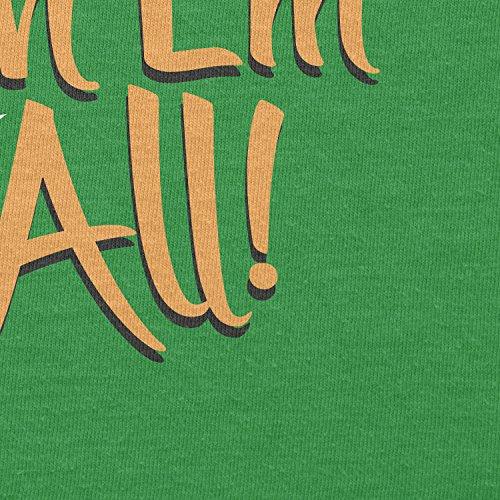 TEXLAB - Gotta catch 'Em all - Herren T-Shirt Grün