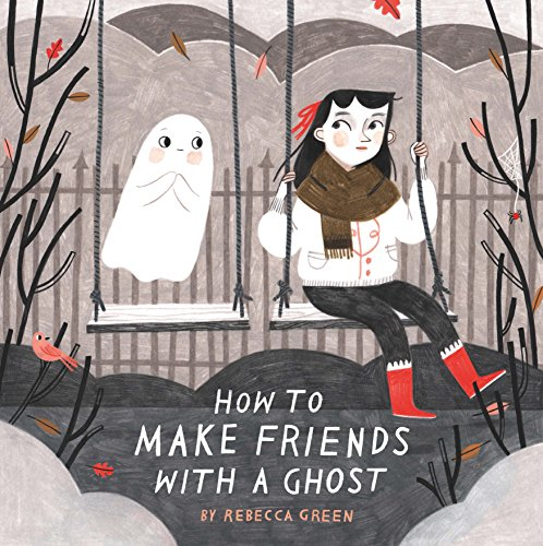 How to Make Friends With a Ghost Green Chiller