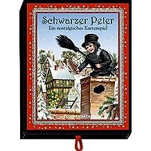 Schachtelspiel – Schwarzer Peter: Ein nostalgisches Kartenspiel